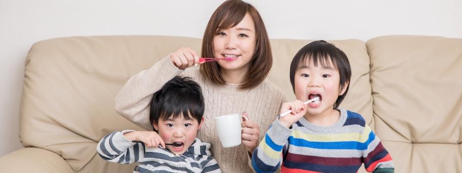 むし歯菌って親から子へ感染するの?