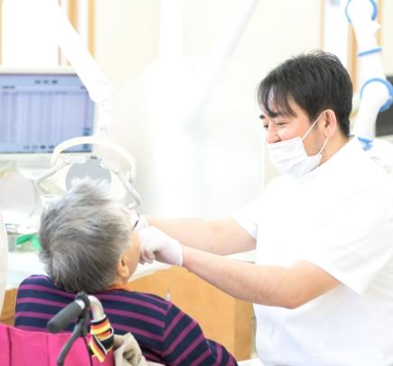 残っている歯の治療