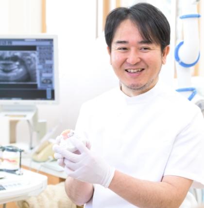 今、使用されている義歯を確認しより良いものに