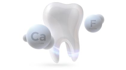 フッ素塗布で虫歯予防