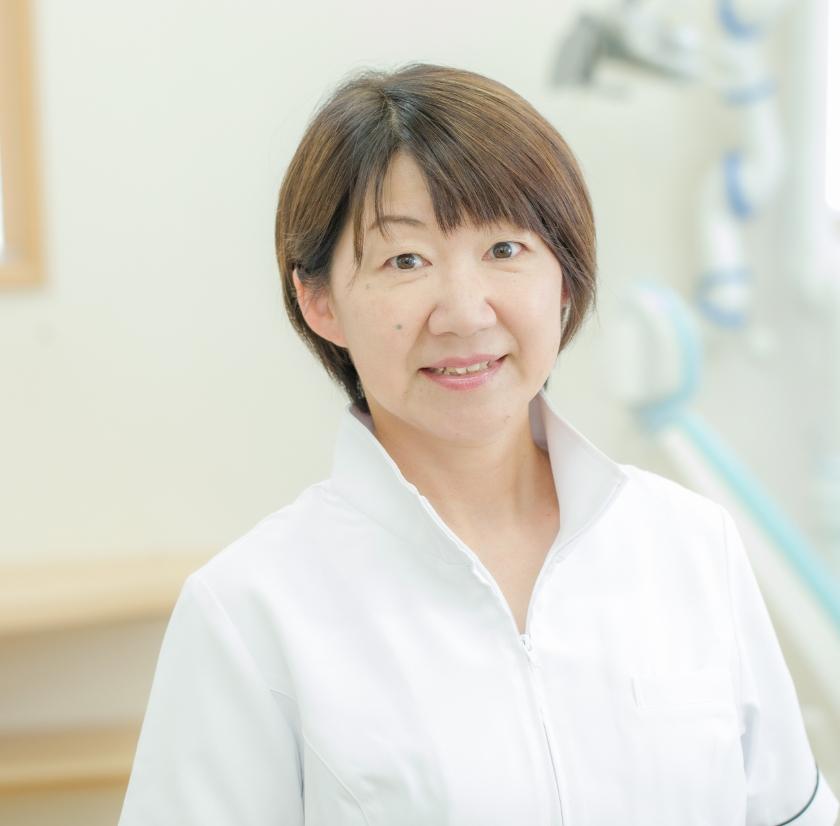 訪問歯科医長  鎌田 先生
